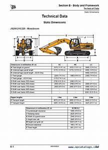 Download Jcb Excavators Js200
