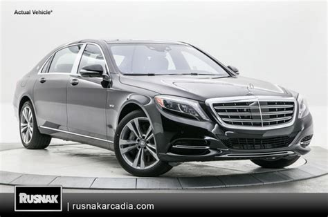 5 Mercedes-benz Maybach S600 For Sale