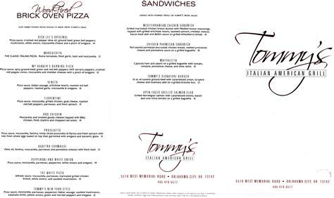 tommys patio cafe menu 100 tommys patio cafe menu chris suhr u0027s menu