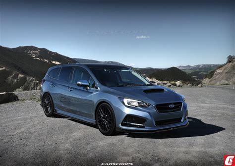 Future Cars 2018 Subaru Levorg Wrx Wagon For North