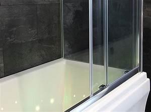 Badewanne Mit Glas : badewannenaufsatz duschabtrennung f r badewanne mit ~ Michelbontemps.com Haus und Dekorationen