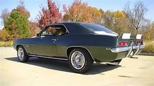 134864    1969 Chevrolet Camaro Z  28