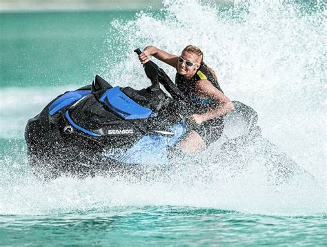New Breed Of Jet-ski For A New Millennium