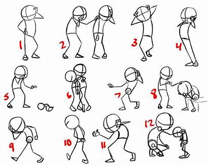 Drawing Poses Draw Animation Reference Pose Cartoon