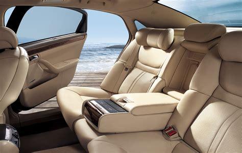 lexus ls interior quality page
