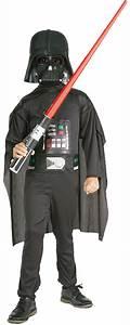 Star Wars Kinder Kostüm : star wars darth vader kinder karneval fasching kost m 116 164 ebay ~ Frokenaadalensverden.com Haus und Dekorationen