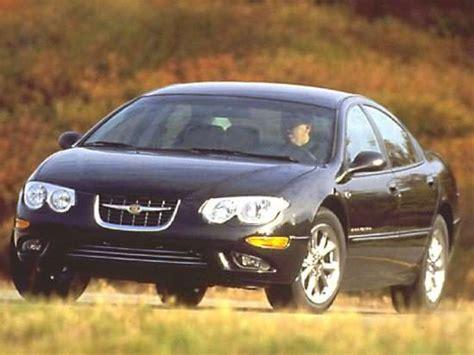 1999 Chrysler 300m Mpg by 1999 Chrysler 300m Models Trims Information And Details