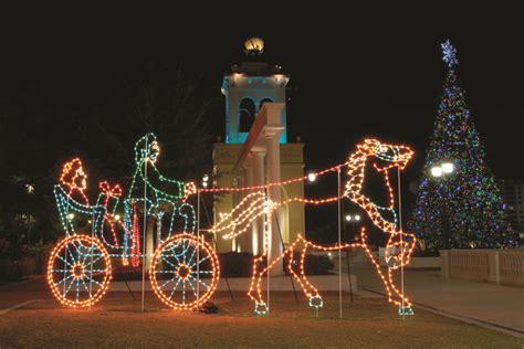 find orlandos  holiday lights