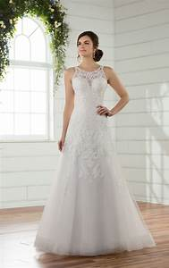 wedding dresses a line wedding dress with beaded With sweetheart neckline wedding dress