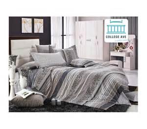 lafoil twin xl comforter set college ave designer series comforter for college girls