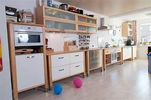 Komplette ikea varde kuche zu verkaufen marc lentwojt for Ikea modulküche