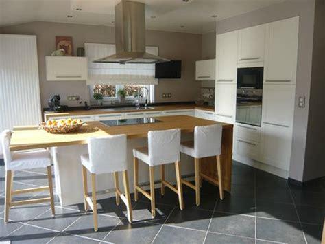 cuisine moderne avec ilot central cuisines ilot central meuble cuisine ilot central