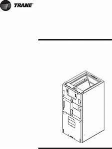 Trane Air Conditioner Gaf2a0a24s21sa User Guide