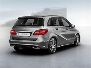 Futur Mercedes Classe B : mercedes classe b next auto donna panoramauto ~ Gottalentnigeria.com Avis de Voitures