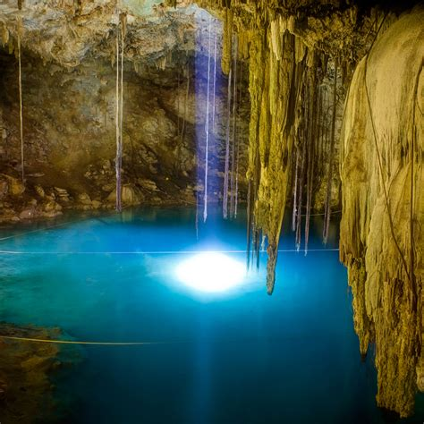 Cenote Yucatan Mexico This Dreamlike Place Is Called