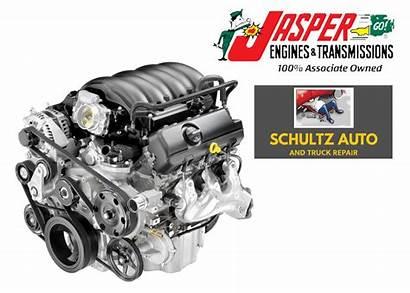 Jasper Engines Repair Transmissions Schultz Truck Provider
