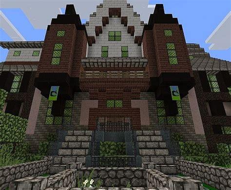 medium size house minecraft project