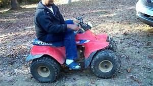 Suzuki Quadrunner Demo Larry