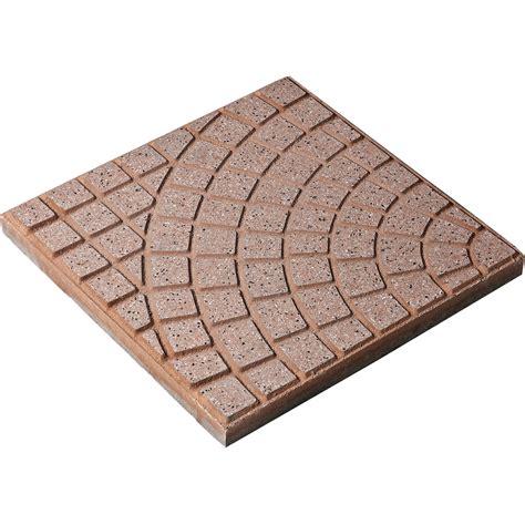 piastrelle da giardino in plastica mattonelle per giardino in cemento con piastrelle in