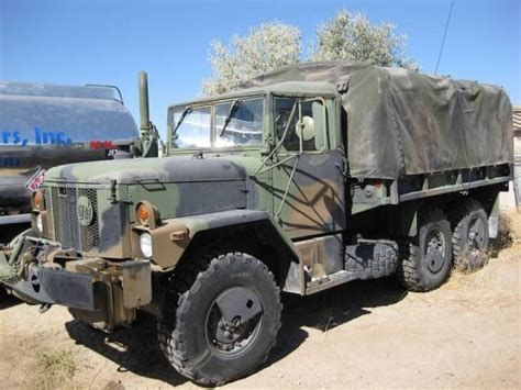 Truck, Cargo, 2 1/2 Ton, 6x6 M-35