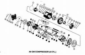 A6  Exploded View  With Legend
