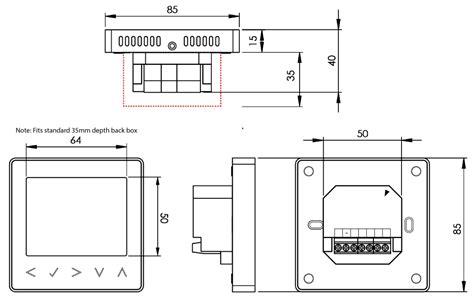 prowarm protouch iq hub kit midnight black