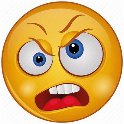 Emoji Angry Cartoon Annoyed Face Emotion Character