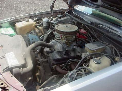 purchase   chevy chevrolet caballero  engine
