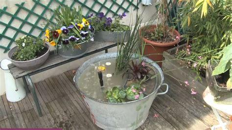 d 233 co r 233 cup pour le jardin une bassine en zinc transform 233 e en fontaine au jardin