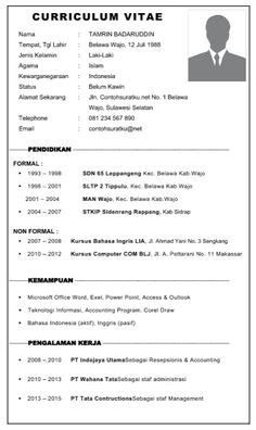 contoh surat pribadi islami contoh resume bahasa melayu yang baik pic contoh resume