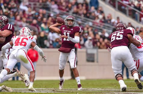 Texas A&M Football: Game preview vs Ole Miss - Flipboard