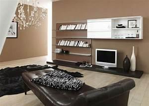 Streichen Welche Farbe : wohnzimmer streichen ideen bilder ~ Whattoseeinmadrid.com Haus und Dekorationen
