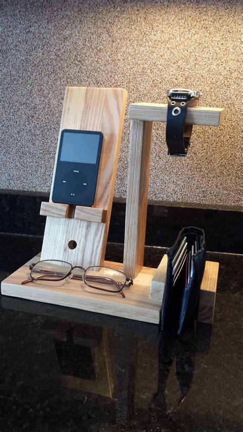 cell phone standcharging station diy phone holder diy