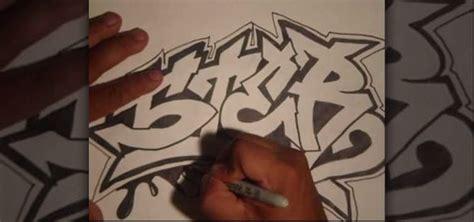 Graffiti Wizard 3d : How To Graffiti The Name