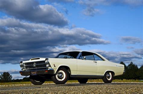 powered  code  ford fairlanes share common