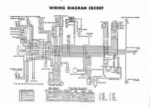 76 Cb500t Wiring Diagram Wiring Diagram