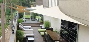 Voile Pour Terrasse : choisissez votre propre voile d 39 ombrage pour la terrasse ~ Premium-room.com Idées de Décoration