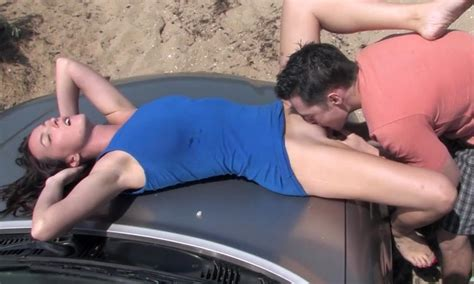 Aussie Couple Fucking By The Car Girls Out West Free Stuff