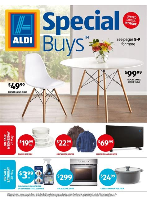 aldi special buys week 22 winter home sale 2015