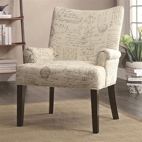 coaster 902149 grey fabric accent chair a sofa