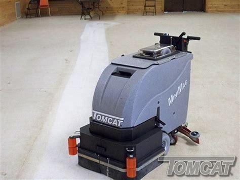 floor scrubber dryer minimag walk behind commercial floor