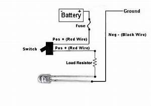 led wiring diagram neon wiring diagrams oznium forum With led wiring basics