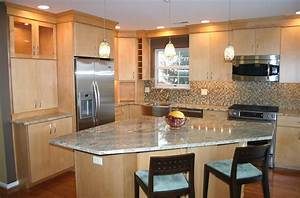 Some nice kitchens designs to beautify your kitchen for Interior designs of small kitchens