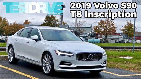 Volvo Phev 2019 by Wheelbase Phev 2019 Volvo S90 T8 Inscription