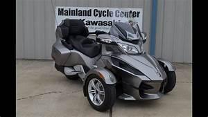 2012 Can Am Spyder Rt