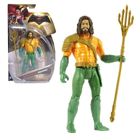 batman  superman classic inspired aquaman basic figure