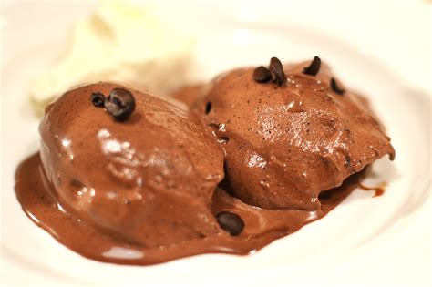 chocolate espresso homemade chocolate ice cream king of the kitchen