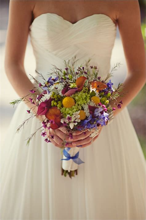 Wildflower Bouquet Wedding Wants And Ideas 110313