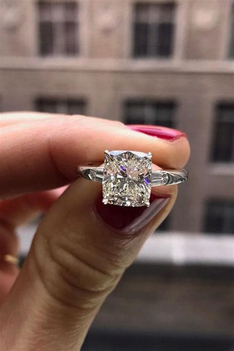 24 solitaire engagement rings for women oh so