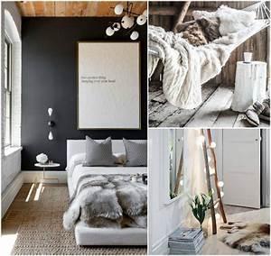 Déco Chambre Cosy : d co chambre cocooning textures et autres astuces pour la r ussir ~ Melissatoandfro.com Idées de Décoration
